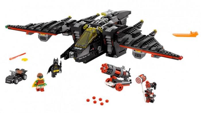 LEGO Batman Movie - Batwing