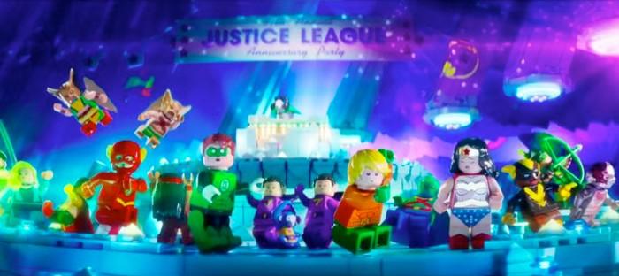 The LEGO Batman Movie - Justice League