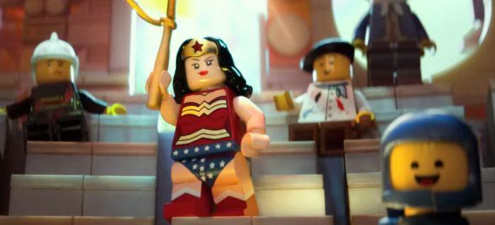 Gal Gadot Voicing Wonder Woman