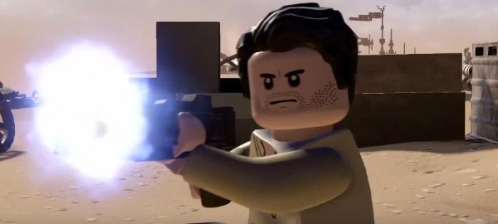 LEGO Star Wars The Force Awakens Poe Dameron Level Pack