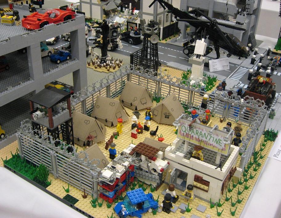 Scenes From the LEGO Zombie Apocalypse - /Film