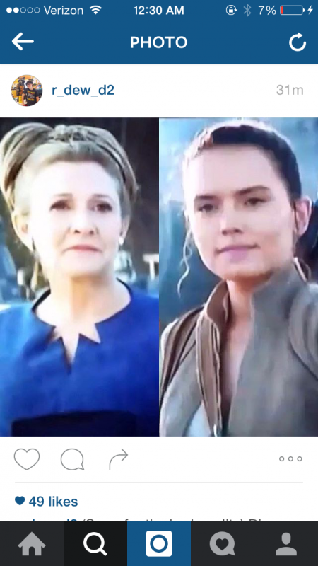 leia and rey