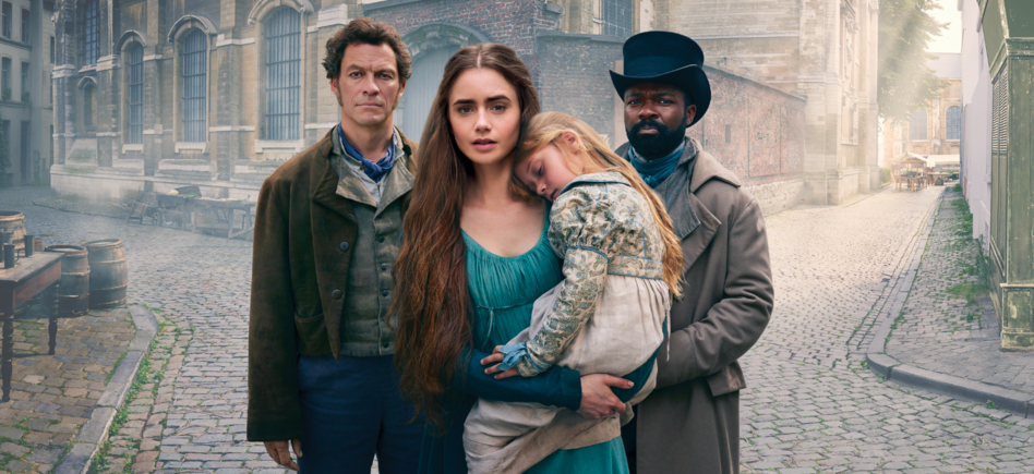 Hear an Exclusive From the Les Miserables Mini-Series