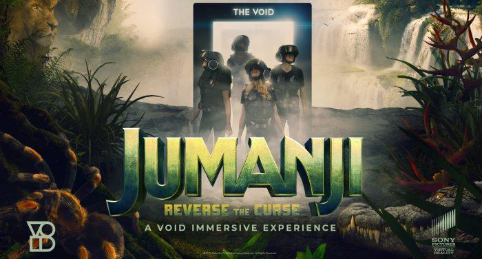 jumanji reverse the curse