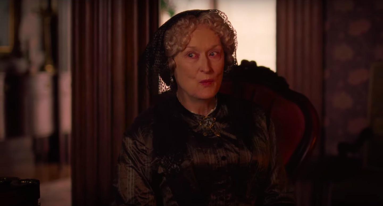 'Little Women' Clip: Meryl Streep is Saoirse Ronan's Rich, Meddling Aunt