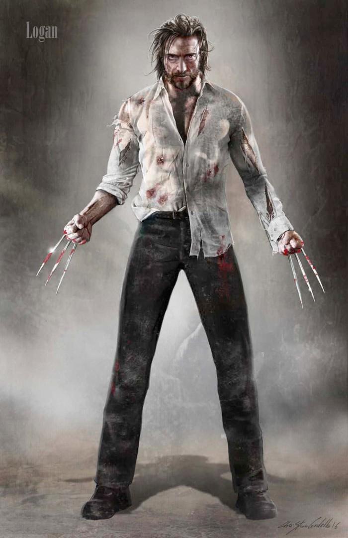 Logan Concept Art