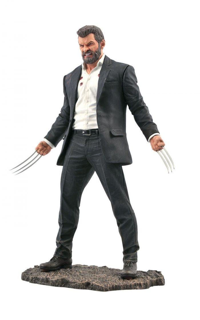 Logan Statue