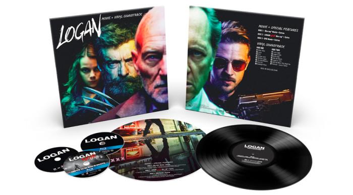 Logan Vinyl Combo Pack