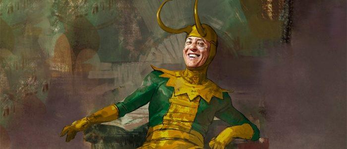 Classic Loki Concept Art