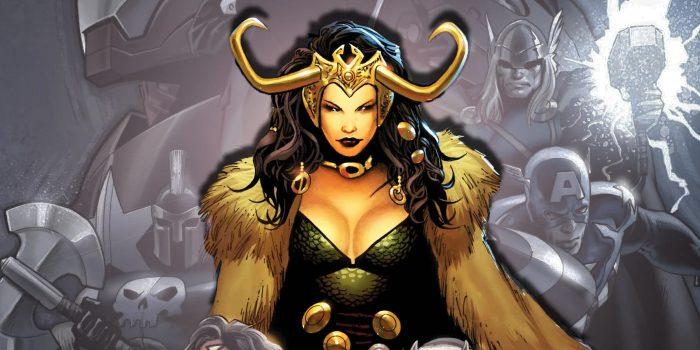 Female Loki in Marvel Comics