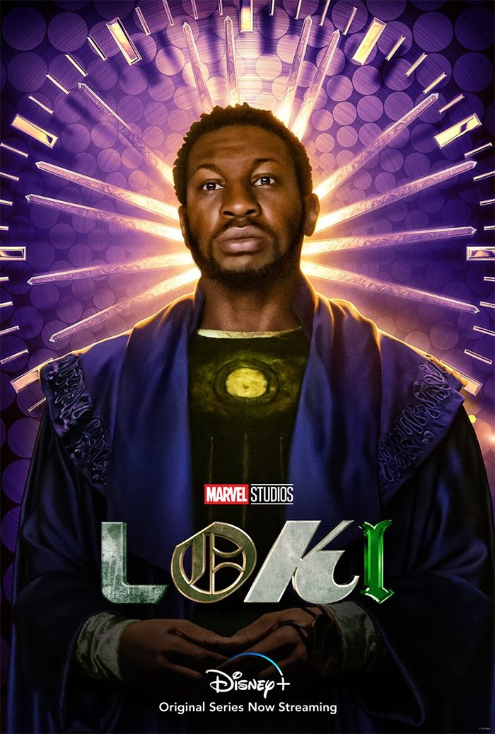Loki - He Who Remains Character Poster