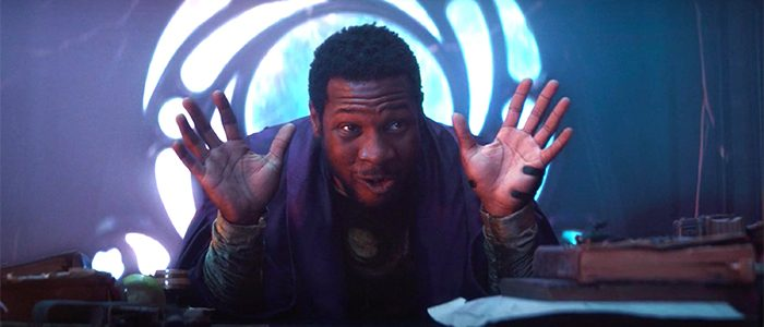 Loki - Jonathan Majors as He Who Remains