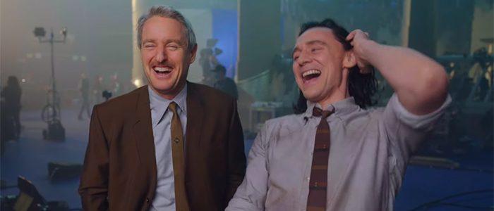 The Making of Loki Trailer