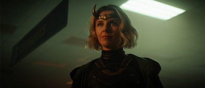 Loki - Sophia Di Martino as Lady Loki