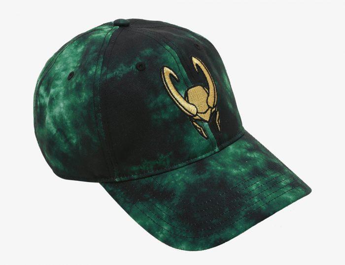 Loki Tye Dye Hat