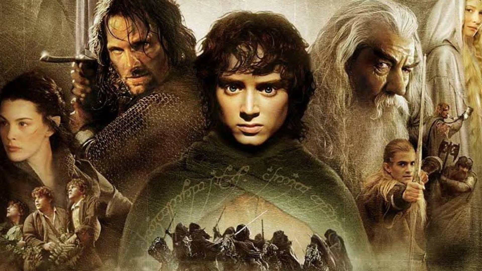 Amazon's Lord of the Rings TV Show Has a Five Season Commitment, A ...