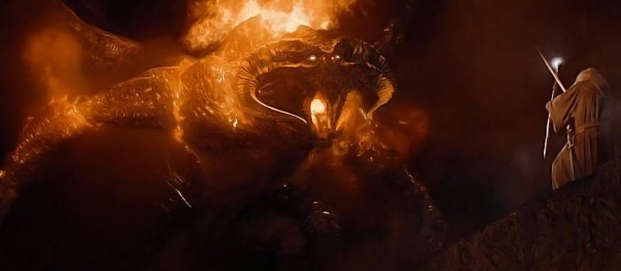 Lord of the Rings Visual Effects