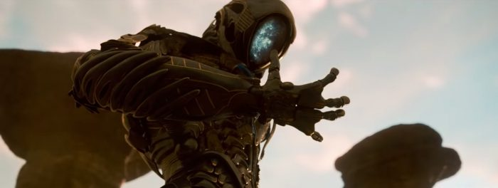 lost in space 2 trailer