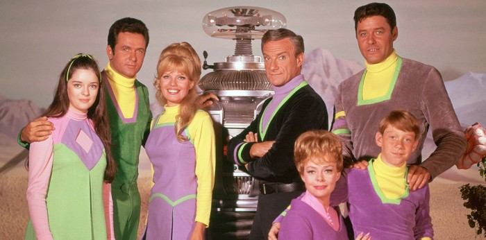 Lost in Space Remake