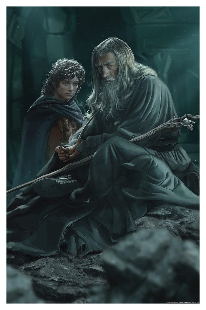 Ann Bembi Lord of the Rings Prints