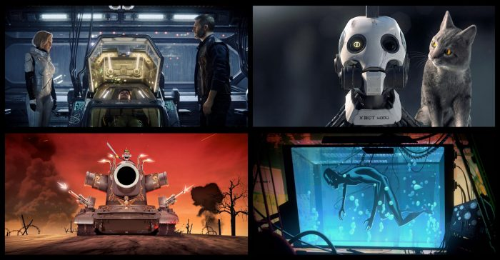 Love Death + Robots Trailer