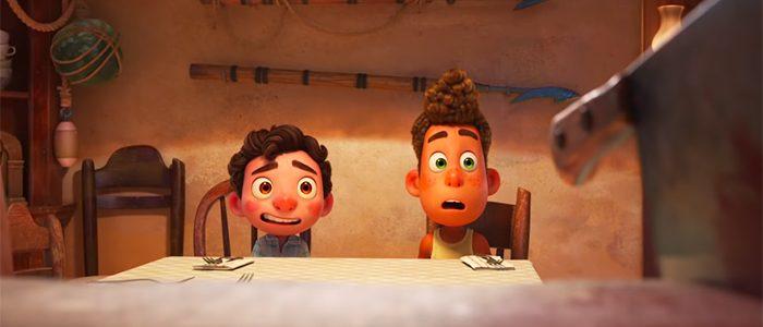 Pixar's Luca Clip