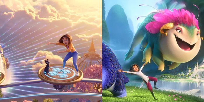 First Look: Skydance Animation's 'Luck' and 'Spellbound' Head to Apple in Film and TV Overall Deal