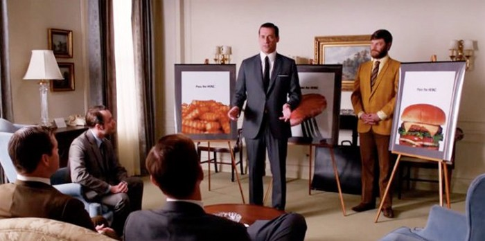 Mad Men Heinz Ad