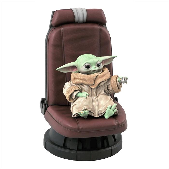 Gentle Giant Baby Yoda Statue