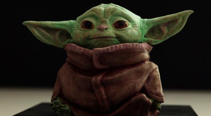 The Mandalorian - Baby Yoda Maquette