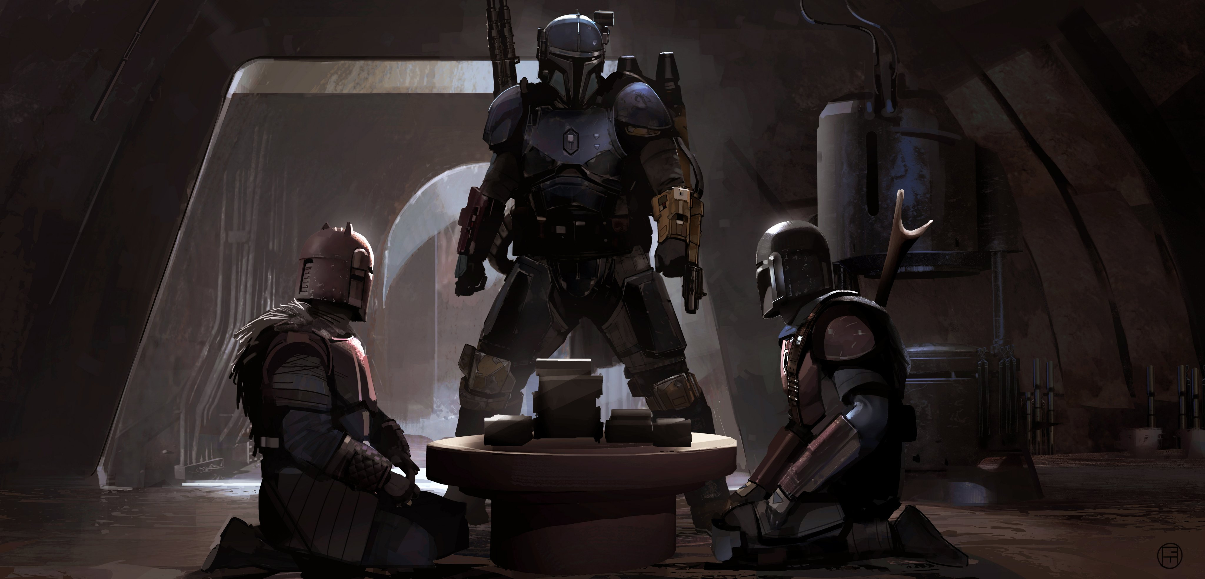 What Happened To Mandalore And Other Questions Film