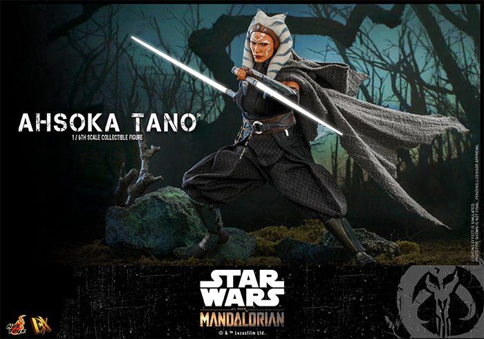 The Mandalorian - Hot Toys Ahsoka Tano Figure