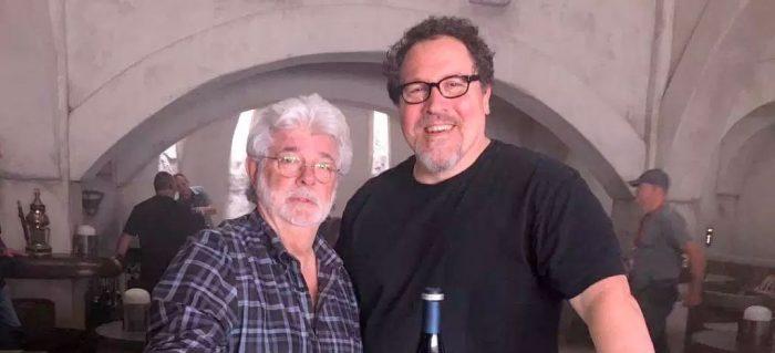 George Lucas Advice to Jon Favreau