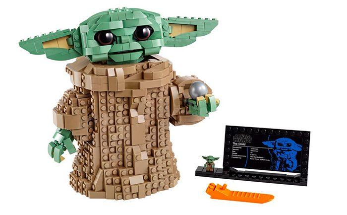 The Mandalorian - LEGO The Child