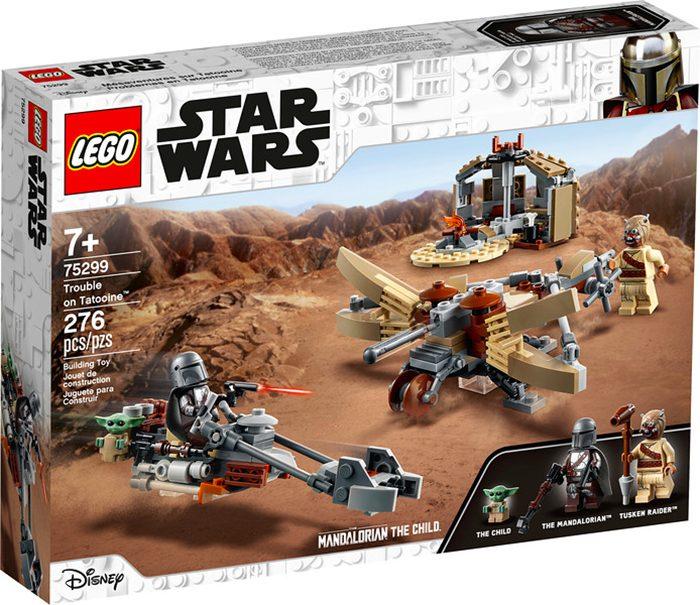 The Mandalorian LEGO Set