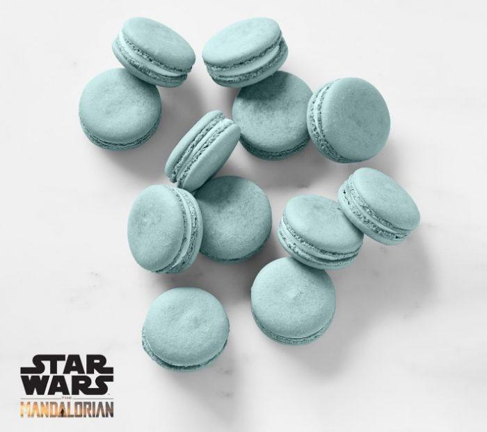 The Mandalorian Macarons