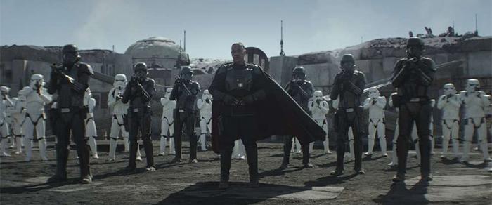 'The Mandalorian' Season 2 Will Give Giancarlo Espositio's Moff Gideon a Bigger Role [TCA 2020]