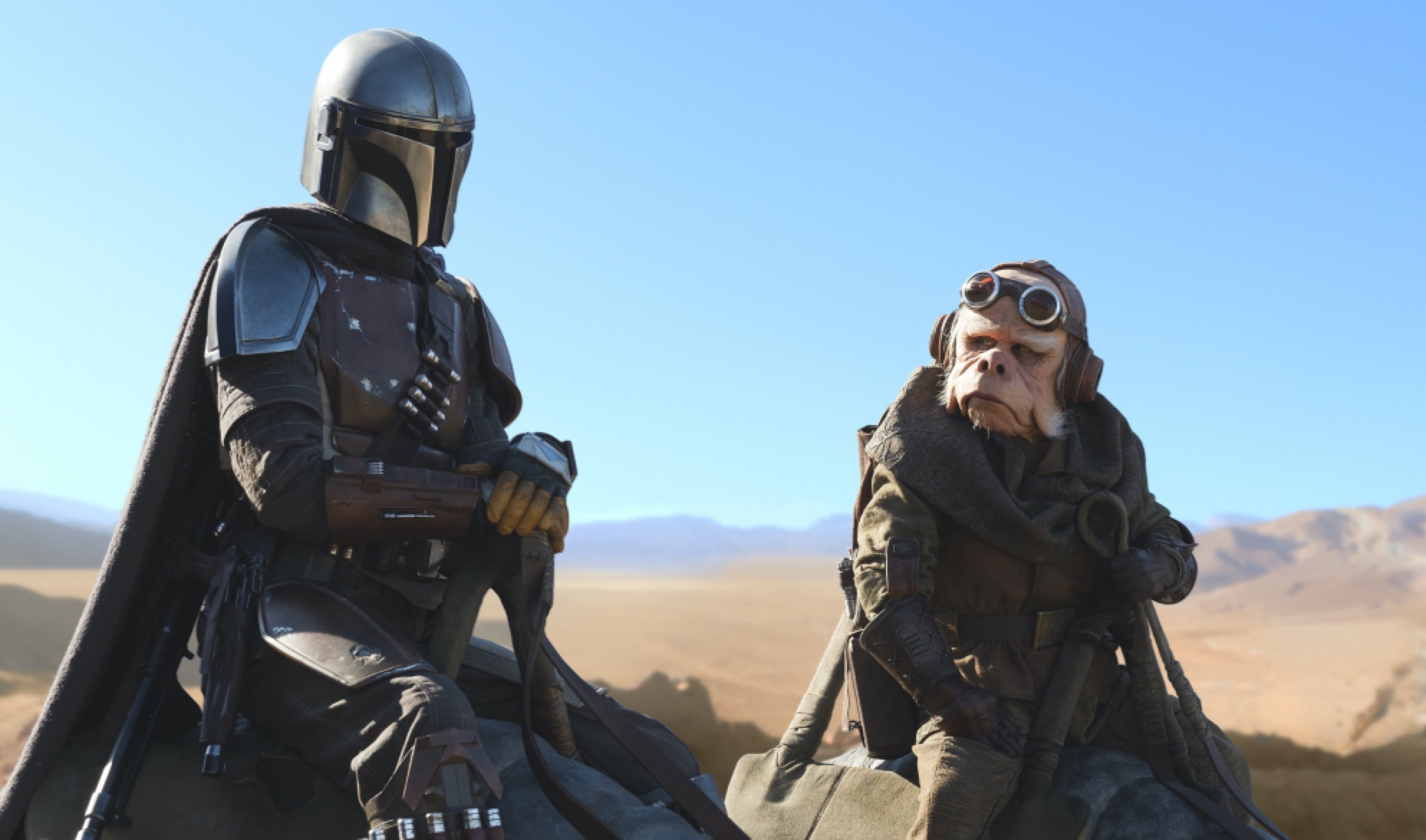 "How Lucasfilm's New ""Stagecraft"" Tech Brought 'The Mandalorian' to Life and May Change the Future of TV"