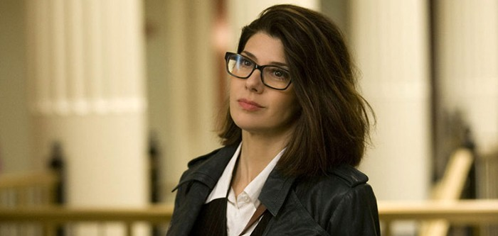 Marisa Tomei is Aunt May