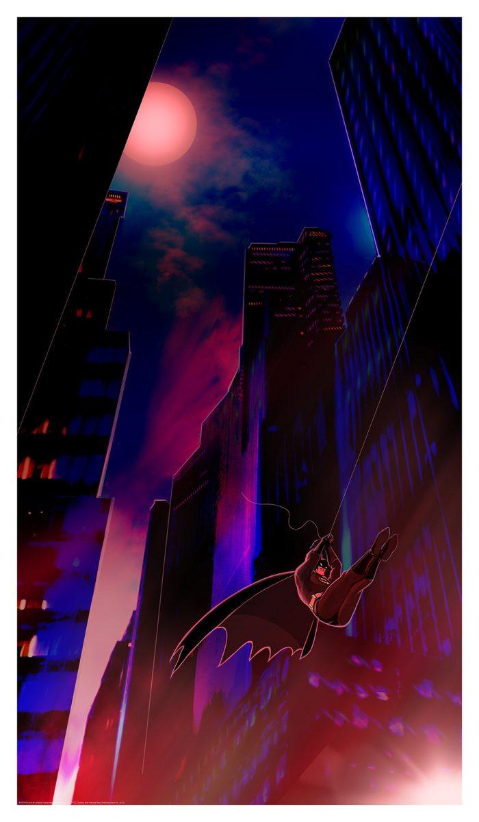 Mark Chilcott - Batman: The Animated Series