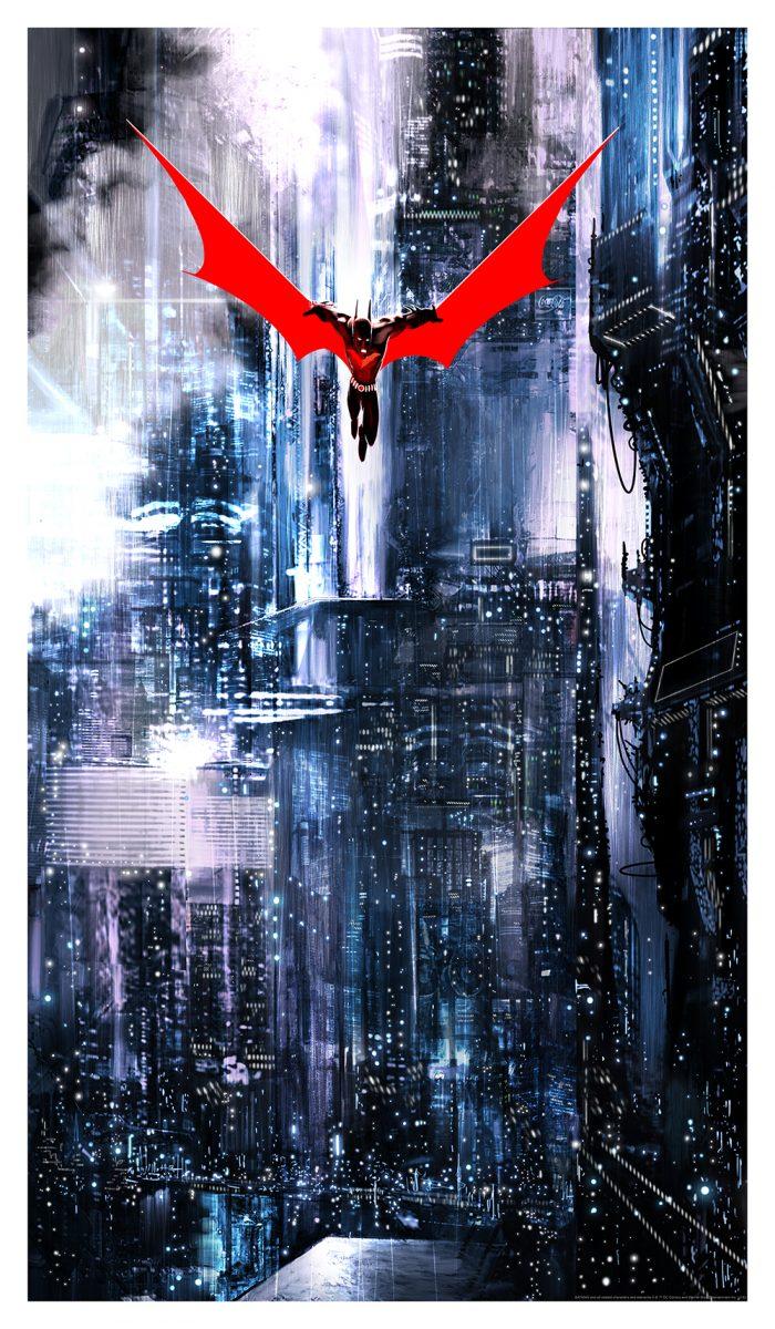 Mark Chilcott - Batman Beyond