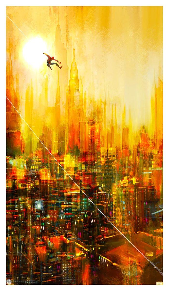 Mark Chilcott - Spider-Man