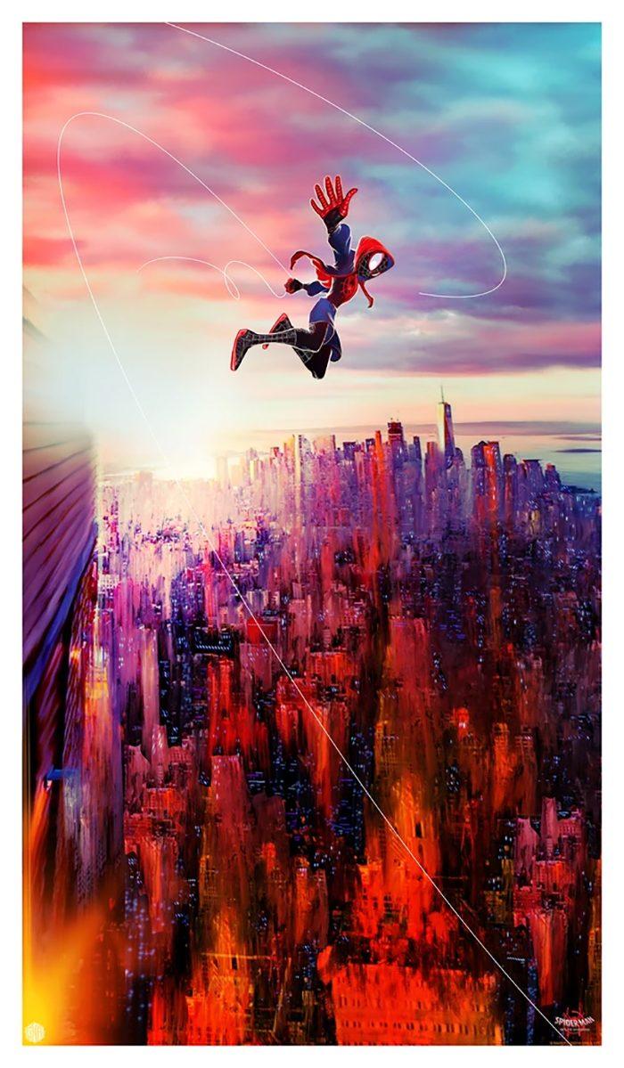 Mark Chilcott - Spider-Man: Into the Spider-Verse