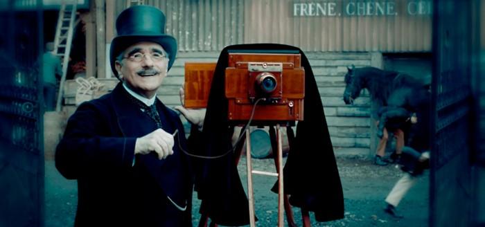 Martin Scorsese Cameos