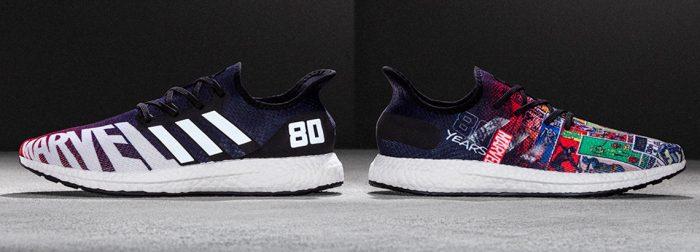 Adidas Marvel 80th Anniversary Shoes