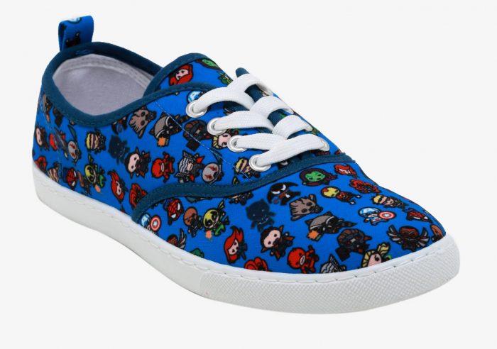 Avengers Chibi Shoes