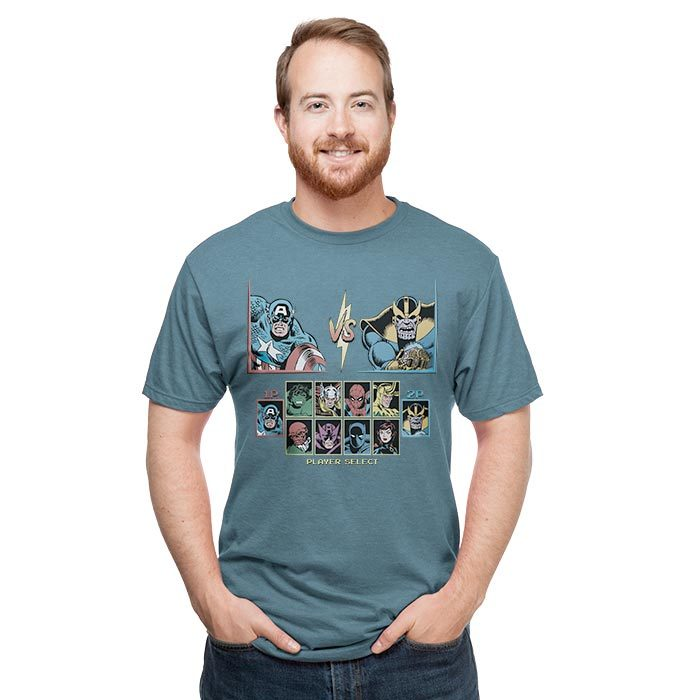 Avengers - Pick Your Player Shirt