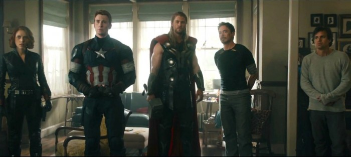 marvel cinematic universe ranked avengers age of ultron