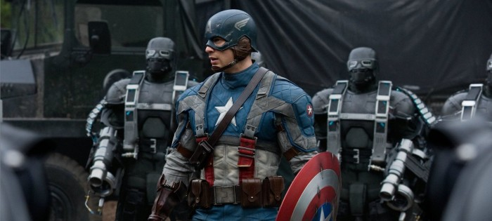 marvel cinematic universe ranked captain america the first avenger