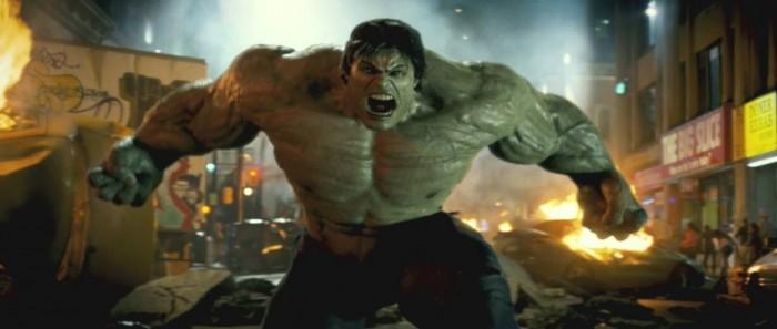 marvel cinematic universe ranked the incredible hulk